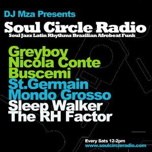 Soul Circle Radio Show 4.30.2011-Nu-Jazz Edition