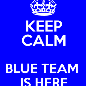 Team Blue - Big Collabration (EDM & Homiez) - By Headliner's Kim