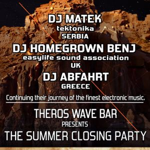 Theros End of Summer Party 16th October
