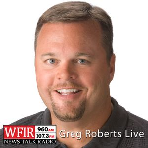 Greg Roberts Live July 11, 2016 (Justin and Coach in on a Monday)