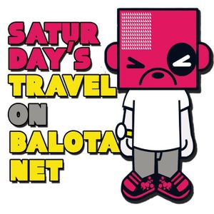 Creative Beats - Saturday's Travel #19