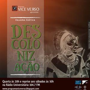 VICE VERSO DESCOLONIZAÇÃO - PARTE I