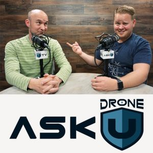 ADU 0300: INTERVIEW WITH ERIC CHENG AND ANDREW BAKER - Is the Phantom 4 worth the upgrade? Can you g