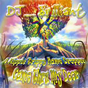 dj_brilliant - A Hippie Trippy Name Dropper Came Thru My Door