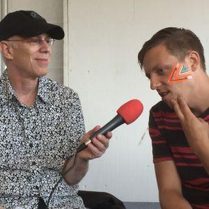 Just Another Menace Sunday #612: A Conversation w/Robert DeLong  & his Musical Sandwich!