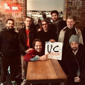 Le Mellotron: Menace Records Takeover // 12-12-19