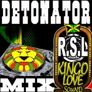 Detonator mix