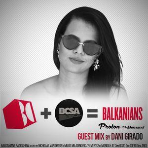 Dani Girado - Balkanians Show @ Proton Radio (July 2021)