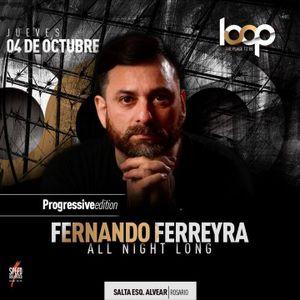 [04-10-2018] Fernando Ferreyra @ Loop (Rosario)