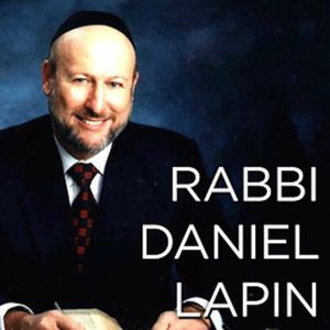 Rabbi Daniel Lapin Short Clip - More on How to Become a Millionaire