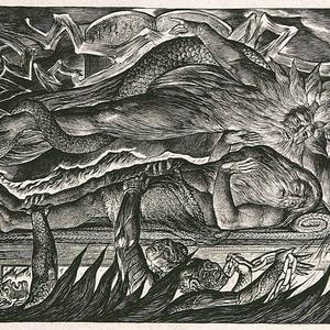 'חלק א - William Blake • ויליאם בלייק