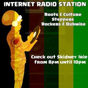 Skidney Irie Roots Rockin Vibez Show 24th Jan 2017