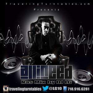 All I Need - Mixed By Dj LG