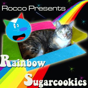 Rocco Presents Rainbow Sugarcookies