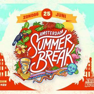 DJ Lalo-El Bandido - Live set at the Amsterdam Summer Break festival 2017