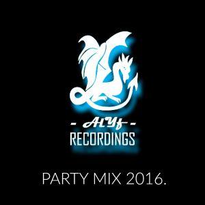 ATLAS CORPORATION - ALYF RECORDINGS UPLIFTING PARTY 2016