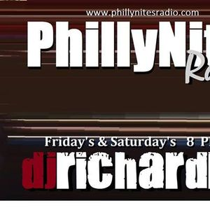 Philly Nites Fridays 06.03.2016 Podcast 199 by Richard Lewis