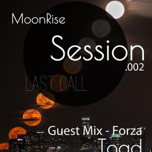 MoonRise Session .002 G.MIX FORZA / Tattva Music