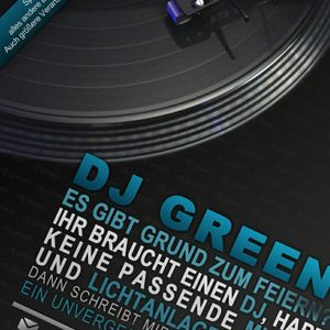 DJ GREEN - ELECTRO HOUSE - MIX JANUAR 2011