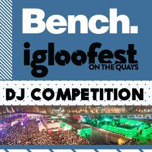 Bench Igloofest Competition DJ OKIN