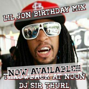 Lil Jon Throwback Mix (Clean)