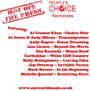 Hot Off The Press #10 Peoples Choice Nominees Special
