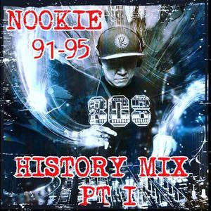 Nookie 91-95 History Mix Pt I