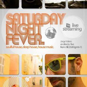 saturday night fever - 27/09/14 exclusive live streaming for www.funkandsugarplease.com