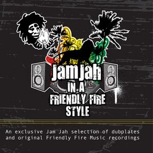 Jam Jah in a Friendly Fire Style Mixtape