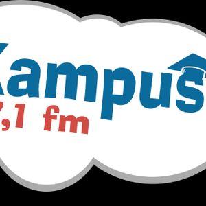 Fabryk live @ Sety Didzejskie, Radio Kampus