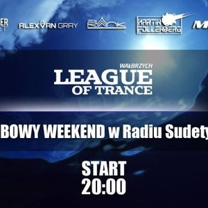 Special Rank @ League of Trance pres. Sound Definition 016 (Radio Sudety Klubowy Weekend) 25.11.2017