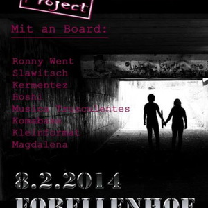 Komabase@Forellenhof,Nightmare-Party 08.02.2014