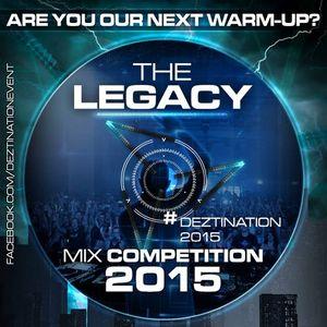 Mulshine - My Deztination Mix Competition 2015