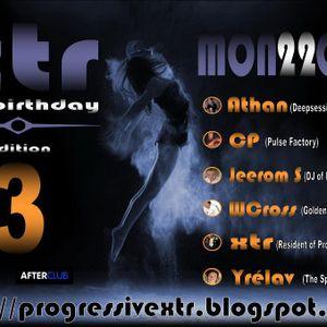 XTR Birthday - Oct 2012 @ XTR