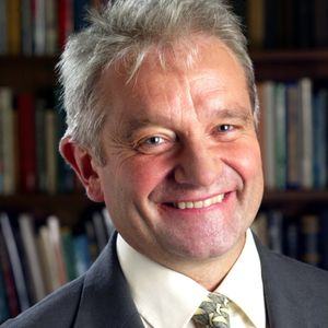 Interview with Sir Paul Nurse. Nobel Prizewinner and President of the Royal Society.