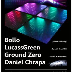 Ground Zero - Sendpool Log 1 (02.11.2012)