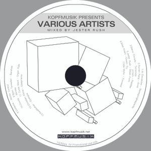"Kopfmusik pres. Various Artists ""Kölsch Edition"" mixed by Jester Rush"