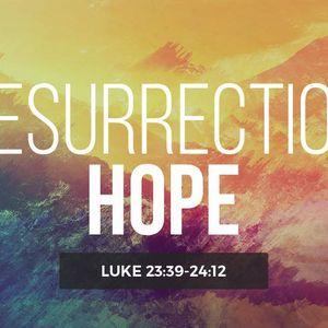 Resurrection Hope [Luke 23:39-24:12]