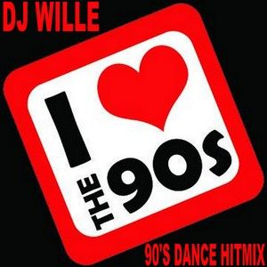 DJ Wille - 90's Dance Hitmix (Section The 90's Part 2)