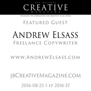 Jay Billups Creative Magazine Radio Show EP 37