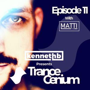 Trance Cenium 11 with guest Matti