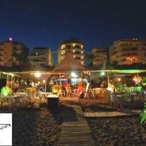 -technoway @ chiringuito tropical beach calella 1-8-2012