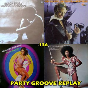 PARTY GROOVE REPLAY