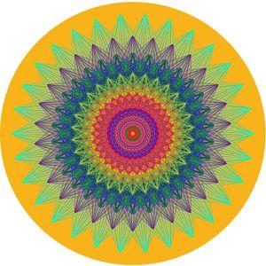 Fourth Eye Mandala Experience Ibiza Mix by Jim Goodsir May 2015 @in8vision