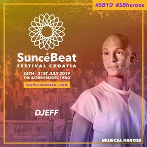 Suncebeat Musical Heroes Guest Mix #15 DJEFF