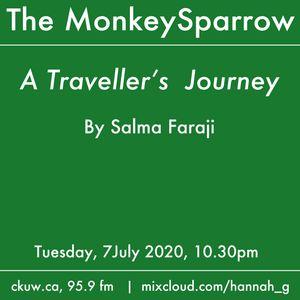 A Traveller's Journey- Salma Faraji