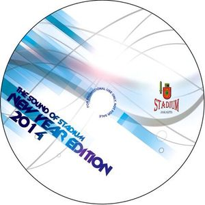 SOUND OF STADIUM - NEW YEAR EDITION 2014 MIXED BY BOBBY SURYADI (stadium)