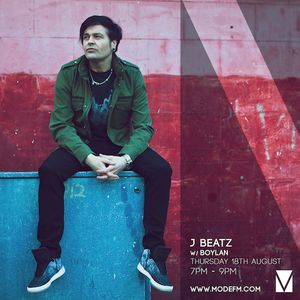 18/08/2016 - J Beatz w/ Boylan - Mode FM (Podcast)