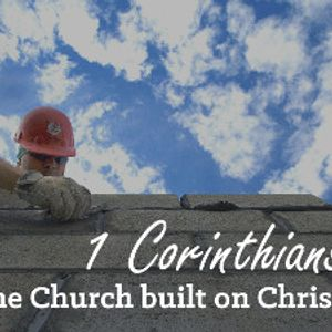 1 Cor. 9:24-10:22 Training Guide for the Christian Life