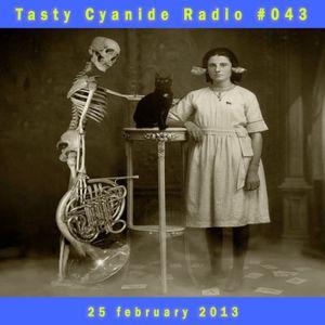 Mad EP - Tasty Cyanide Radio #043 - Sub.FM